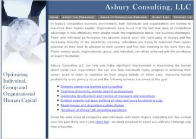Asbury Consulting