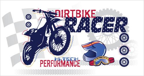 Dirtbike Racer