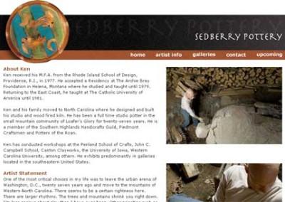 Sedberry Pottery