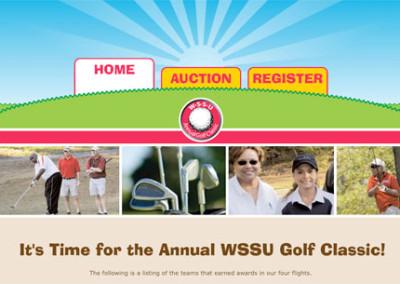 WSSU Annual Golf Classic 2010